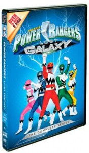 Power Rangers Lost Galaxy: The Complete DVD Series Available March 10th