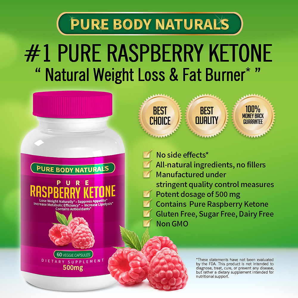 Loose Weight with 100% Pure Rasberry Ketone #review