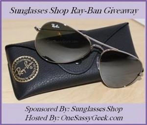 Enter to win A pair of Ray-Ban (ends 5/7) #giveaways