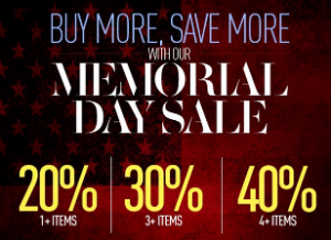 *Hott* Reebooks Memorial Day Sale