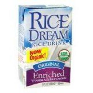 #free Rice Dream Non-Dairy Beverage at Most Walmarts