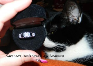 Enter to #win an Onyx Diamond Ring (ends 1/13)