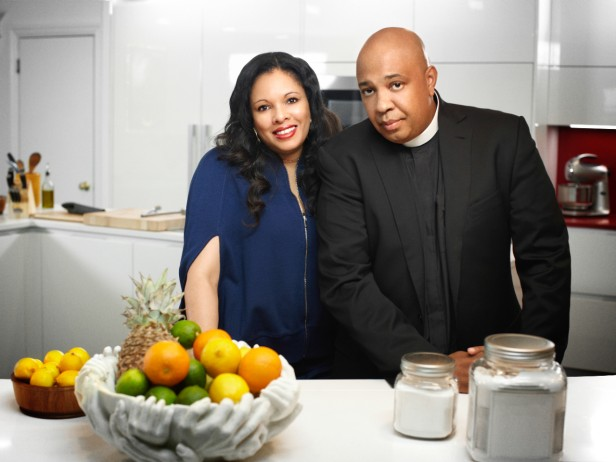 @RevRun talks about his Cooking Channel series Rev Run's Sunday Suppers.