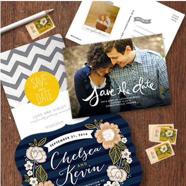 Free Save the Date Sample Kit!
