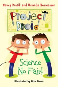 Enter for a chance to win Project Droid #1 & #2 Chapter Books (ends 12/3/16) #giveaways #SDSG