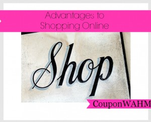 Advantages to Shopping Online