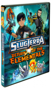 SlugTerra Is Available On DVD Feb 10th