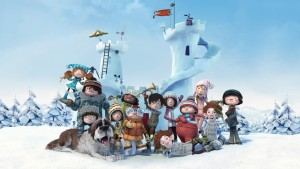 Review: Snowtime! A Fun Family