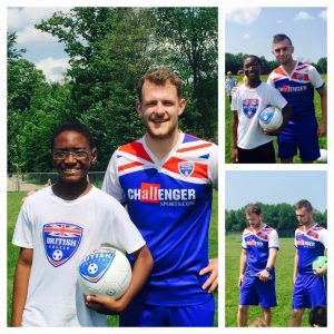 British Soccer Camp Offers  high-level Training @ChallengerCamps