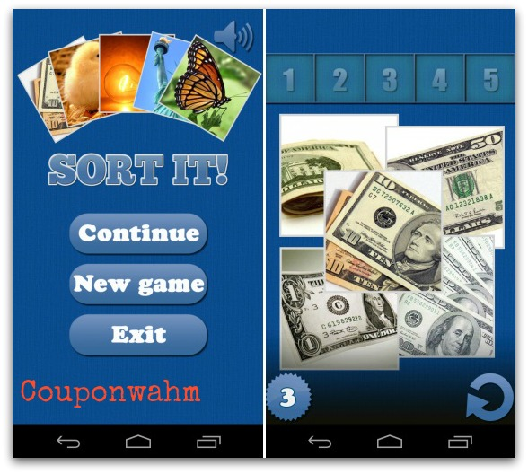 Sort It Android App Review