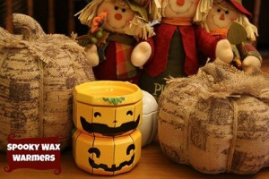Enter to #win A Spooky Wax Warmer (ends 9/22) #giveaways