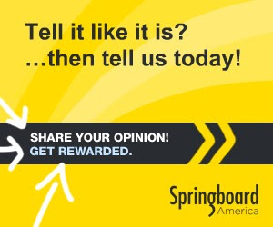 Be paid for your views On Springboard US Panel (DOI)