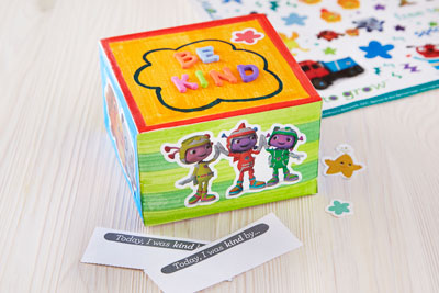 Michael's Kids Club Sprout Kindness Box