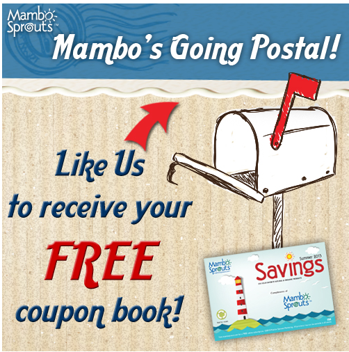 #free Coupons from Mambo Sprout