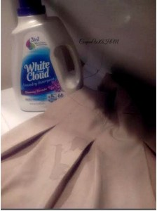 #ad  Looking for A Budget Friendly Stain Fighter? #DaretoCompare White Cloud Laundry Detergent