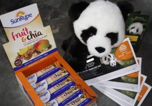 SunRype Offers Healthy Snacks That Your Family Will Enjoy + #Disneynature #BornInChina #Giveaway