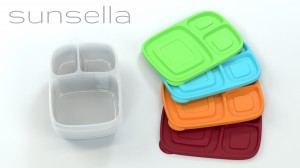 Pack Healthy Lunches with Sunsella Buddy Box's #review