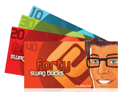 EARN FREE GIFT CARDS FROM SWAGBUCKS