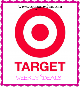 FREE $5 Gift Card with a $25 baby toiletries purchase at Most Target Stores