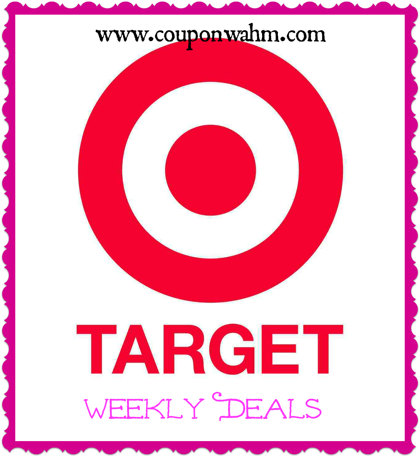 Best Target Deals Week Ending 8/7/15