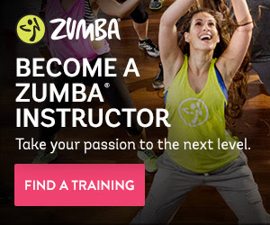 Become a Certified Zumba Instructor - Coupon WAHM