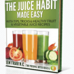 #JuiceHabitBook Offers Great Tips and Tricks To Juicing