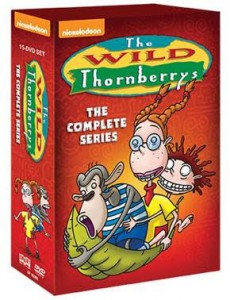 The Wild Thornberrys: Complete Series On DVD