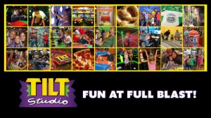 Tilt Studio Family Entertainment Center Offers A Blas of Fun @usfg