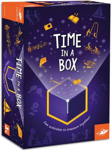 FoxMind Time In A Box Allows Children to Explore Art and Science