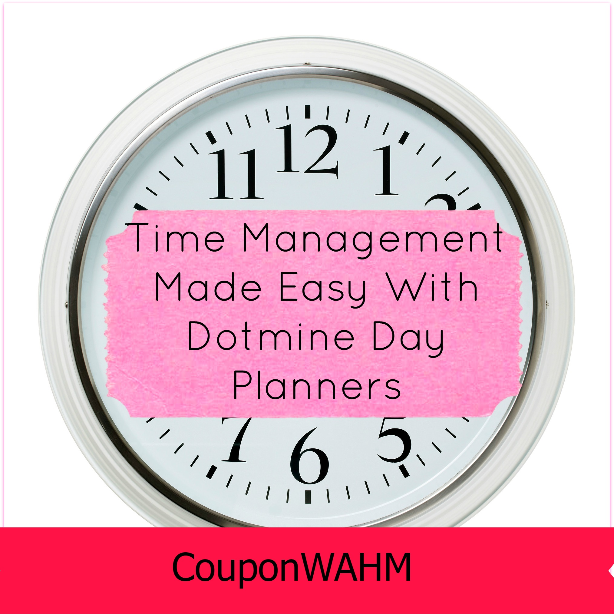 Time Management Made Easy With Dotmine Day Planners #reviews #lovemyplanner
