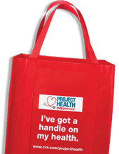 #Deals:  FREE tote bag with screenings & Get a $5 coupon at CVS Pharmacy
