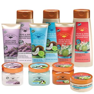 Get Beautiful Skin with Tree Hut Natural Products #reviews