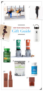 2017 Healthy New Year's Gift Guide!