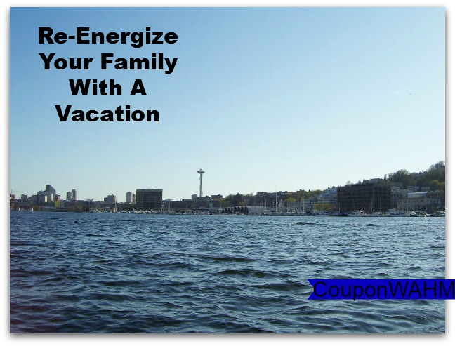Re-Energize Your Family with A Vacation