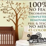 Create a great space with Wall Slicks Adhesive Wall & Surface Graphics
