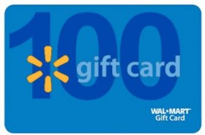 Enter to win a $100 Walmart Gift Card #giveaways