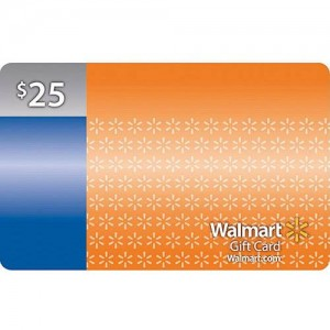 Enter to win A $25 Walmart Gift Card (ends 5/6)
