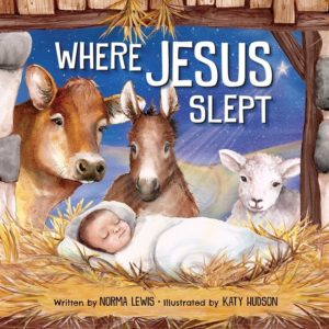 Looking For The Perfect Christmas Book? Check Out #WhereJesusSlept   #FlyBy