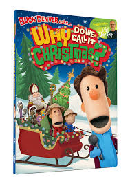 why do we call it Christmas Review DVD