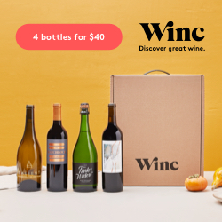 Bottles of wine starting at just $13 each