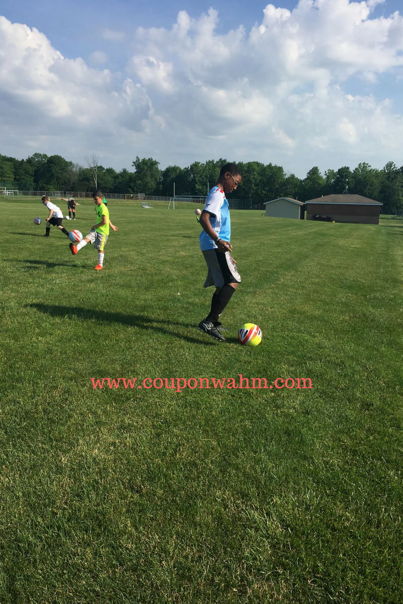 British Soccer Camp Offers Confidence and Skills For Children ages 3-18 @ChallengerCamps