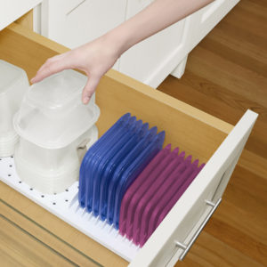 Put an end to messy cabinets with the YouCopia StoraStack #reviews #holidaygiftguide
