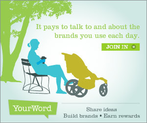 Share Your Views On Brands at YourWord