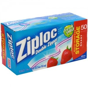 Ziploc Products Only $0.75 At Walgreens