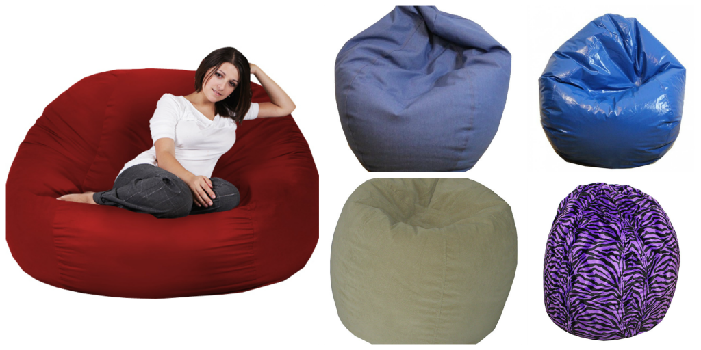 The Bean Bag Chair Outlet Lounging At It S Best Reviews Shoppers Giftguide