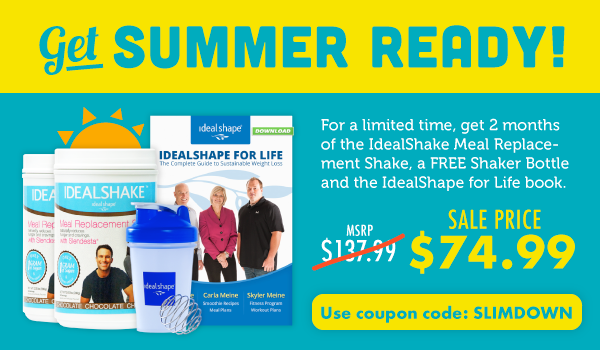 Idealshape coupons